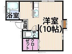 高宮駅 3.3万円