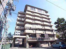 幸川マンション北館[3階]の外観