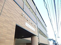 静岡県浜松市東区子安町の賃貸マンションの外観
