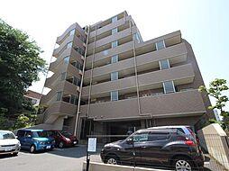 千葉県柏市あけぼの3丁目の賃貸マンションの外観