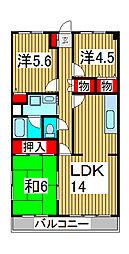 FKパストラル[2階]の間取り