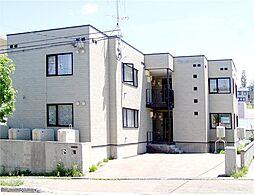 北海道小樽市最上1丁目の賃貸アパートの外観