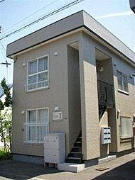 ビアンカマンション[1階]の外観
