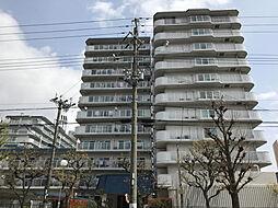 日商岩井香枦園マンション2号棟[810号室]の外観