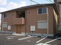 福岡県福岡市博多区那珂3丁目の賃貸アパートの外観