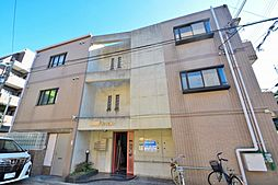 大阪府大阪市阿倍野区丸山通2丁目の賃貸マンションの外観
