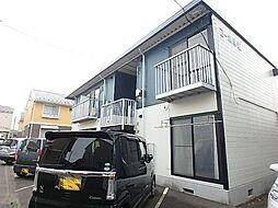 早坂コ−ポ[2階]の外観