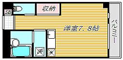 アパートメントリコ[3階]の間取り