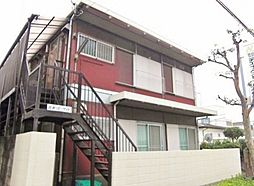 東京都足立区神明南1丁目の賃貸アパートの外観