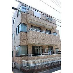 西亀有エコハイツ[3階]の外観