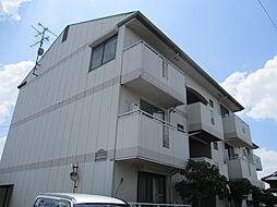 大阪府寝屋川市対馬江西町の賃貸マンションの外観