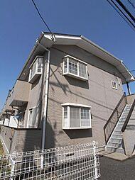アラタA棟[1階]の外観