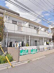 埼玉県朝霞市泉水2丁目の賃貸アパートの外観