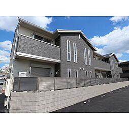 近鉄生駒線 南生駒駅 徒歩6分の賃貸アパート