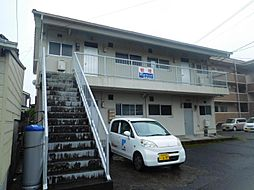 第1岡崎アパート[102号室]の外観