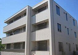 東京都三鷹市下連雀7丁目の賃貸マンションの外観