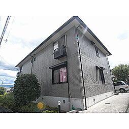 奈良県御所市東松本の賃貸アパートの外観