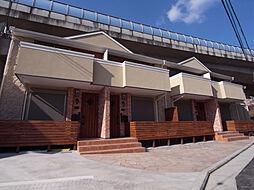 [テラスハウス] 兵庫県川西市萩原1丁目 の賃貸【兵庫県 / 川西市】の外観