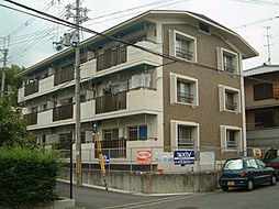 北ノ口安田マンション[3階]の外観
