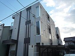 愛知県名古屋市昭和区小坂町2丁目の賃貸アパートの外観