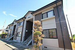 香川県高松市屋島中町の賃貸アパートの外観