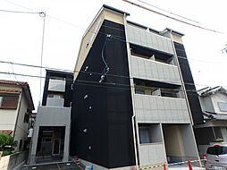 エヌエムキャラントサンクサウス[4階]の外観
