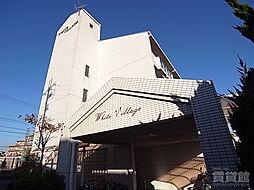 兵庫県明石市新明町の賃貸マンションの外観