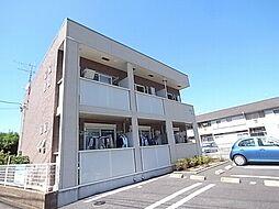 千葉県柏市増尾6丁目の賃貸マンションの外観