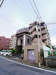 東京都練馬区大泉学園町2丁目の賃貸マンションの外観