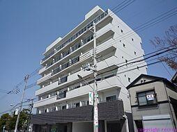 兵庫県伊丹市南本町5丁目の賃貸マンションの外観
