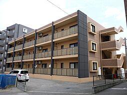 ドゥブラン上津[1階]の外観