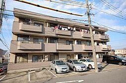 愛知県名古屋市中川区万場5丁目の賃貸マンションの外観