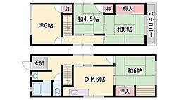 東加古川駅 5.5万円