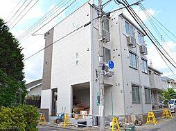 埼玉県さいたま市浦和区領家3の賃貸マンションの外観