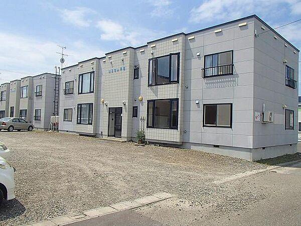 セレネA・B棟 1階の賃貸【北海道 / 旭川市】