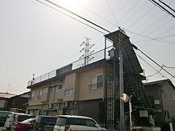 新井荘[201号室]の外観
