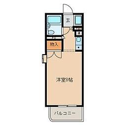 藤が丘駅 3.1万円