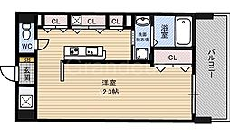 ラベニール[7階]の間取り