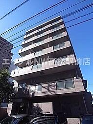 香川県高松市中央町の賃貸マンションの外観