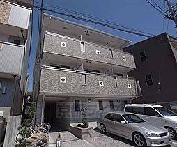 京都府京都市中京区西ノ京南大炊御門町の賃貸マンションの外観