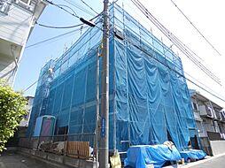 千葉県千葉市花見川区幕張本郷7丁目の賃貸アパートの外観
