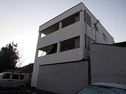 サンハイツ生駒[2階]の外観
