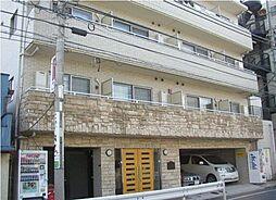 東京都大田区鵜の木2の賃貸マンションの外観