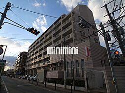 九サンビル[4階]の外観