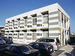 東京都足立区竹の塚5丁目の賃貸マンションの外観