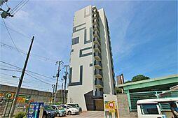 No77 HANATEN 002[3階]の外観