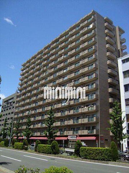 エスティメゾン鶴舞[11階]の外観