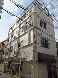 ニュー江戸洗マンション[3階]の外観