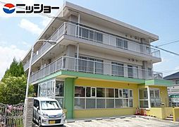 北柿桜マンション[3階]の外観