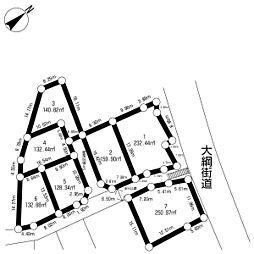 誉田町1丁目VII売地 5区画